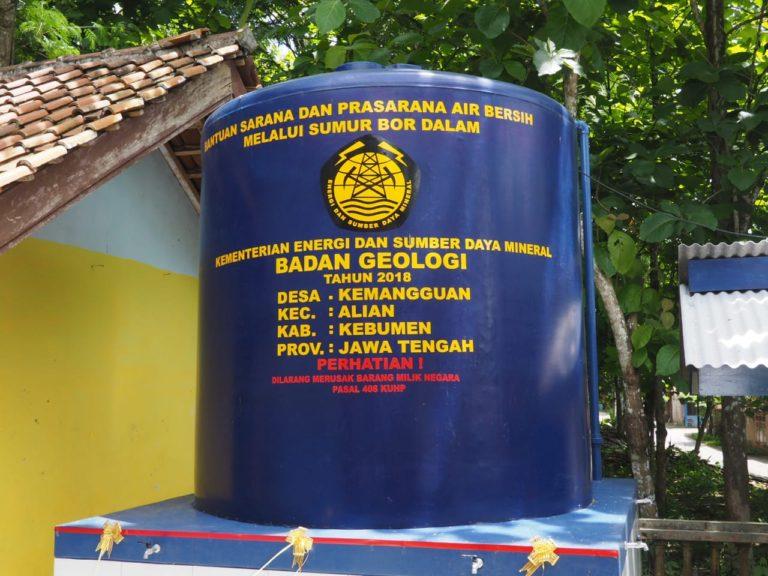 Kementerian ESDMSerahkan11 Sumur BorBagi Warga Gunungkidul