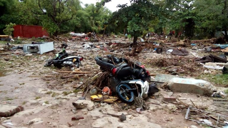 Sampaikan Duka untuk Tsunami Anyer, Kemenpar Segera Aktifkan TCC