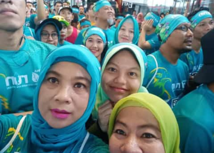 Ribuan Peserta Pertamina Eco Run 2018 Berlari Bersama Galang Energi Lestarikan Negeri