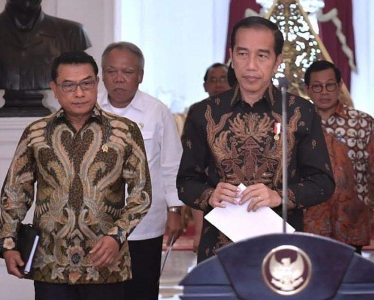 Ambisi Jokowi Lanjutkan Proyek Insfrastruktur di Tanah Papua