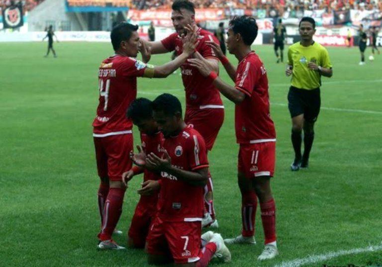 Songsong Final Liga 1, Euforia Kemenangan Persija Hiasi Ibukota