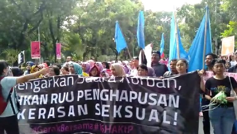Komnas Perempuan Kecewa RUU PKS Ditarik dari Prolegnas 2020