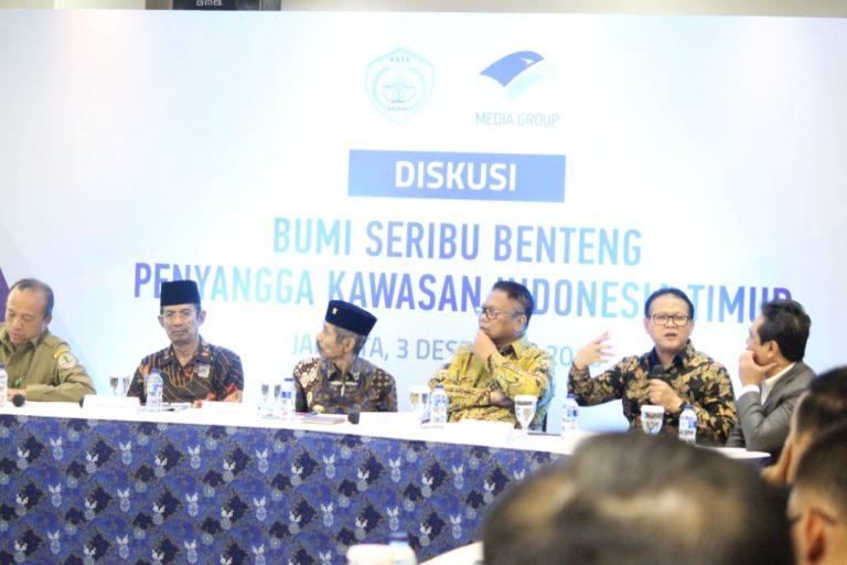 Mendorong Kota Baubau sebagai Penyangga Kawasan Timur Indonesia