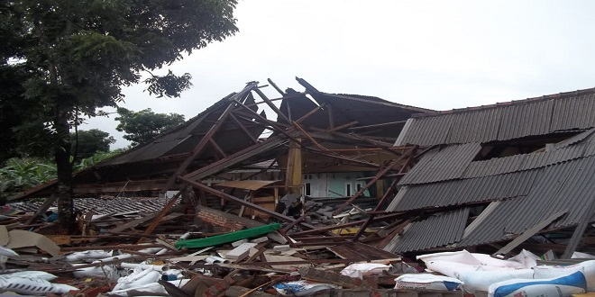 Kecamatan Sumur, Daerah Paling Parah Terdampak Tsunami yang Sulit Dijangkau