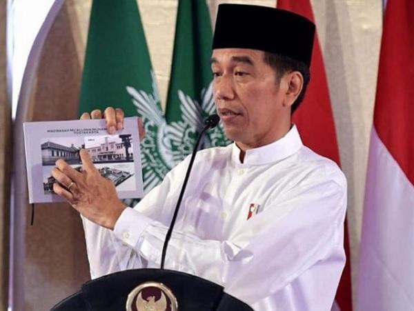 Maknai Puasa Ramadhan, Jokowi Ajak Umat Berlomba-lomba Cari Pahala