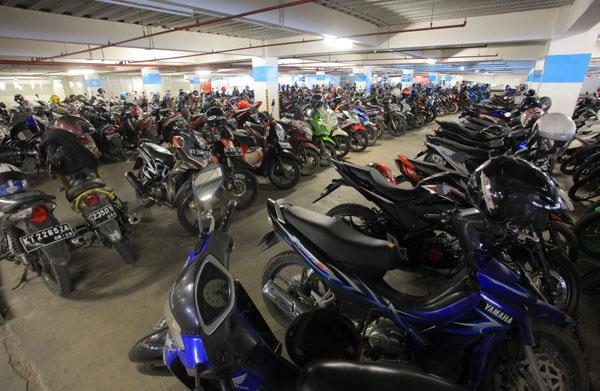 Tahun Depan, Tarif Parkir di Ibukota Bakal Naik