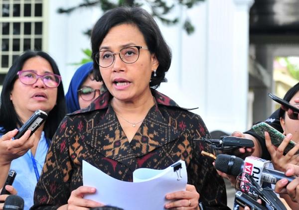 Asyik, Sri Mulyani Ungkap 9.586 BTS Masuk Kampung