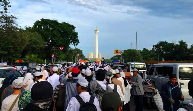 Tabligh Akbar Majelis Rasulullah Batal Digelar di Monas, Anies Beri Apresiasi