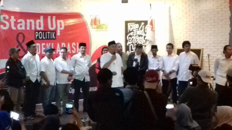 Alumni UIN Ciputat Galang Dukungan Tolak Hoaks dan Cendana