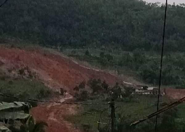 PVMBG Terjunkan Personil ke Lokasi Longsor Sukabumi