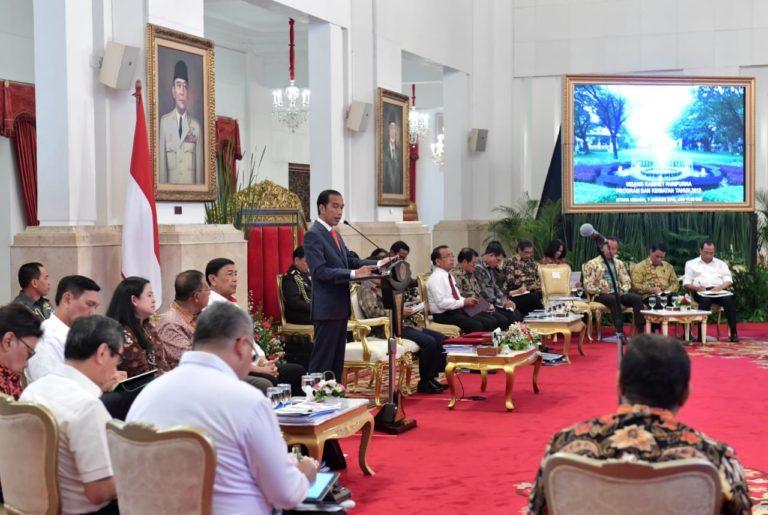Jokowi kembali tegaskan Pentingnya Mitigasi dan Edukasi Bencana