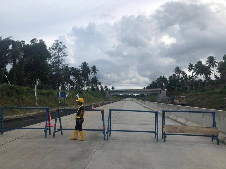 PT JMB Lanjutkan Konstruksi Jalan Tol Manado-Bitung