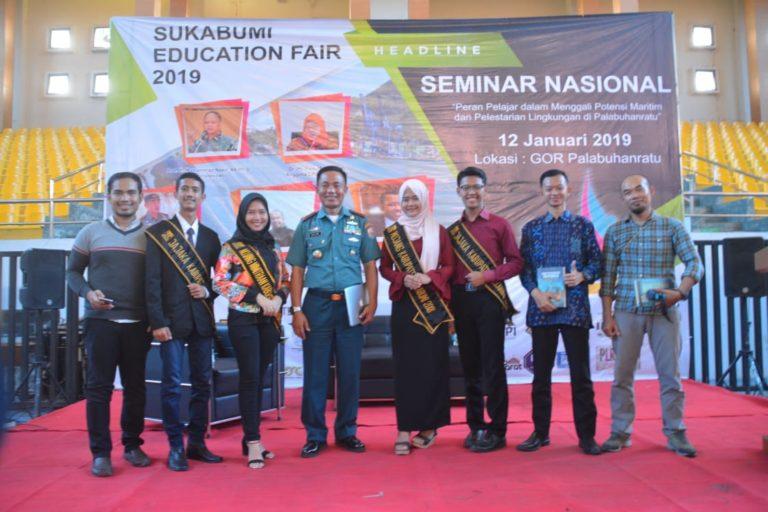RIMASI gelar Sukabumi Education Fair 2019