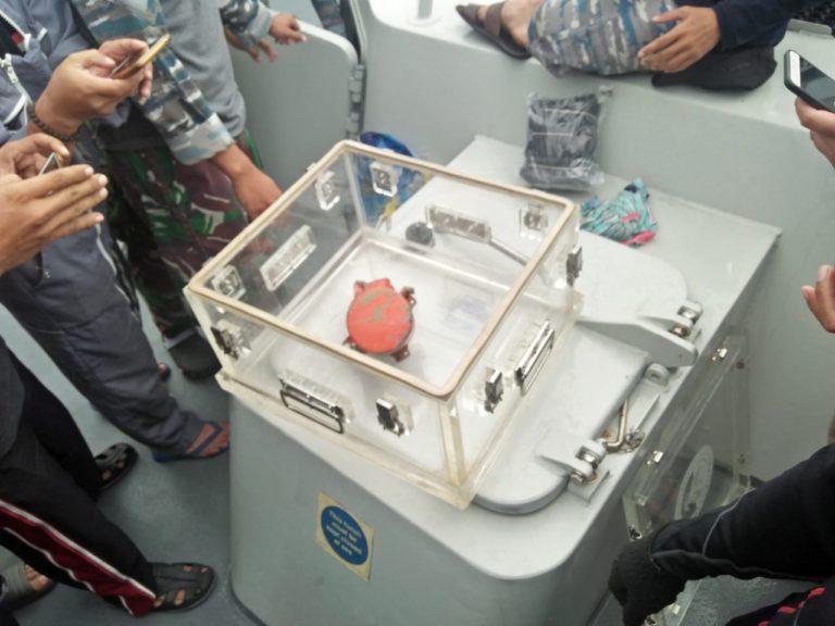 Pushidrosal Berhasil Temukan CVR Lion Air JT 610