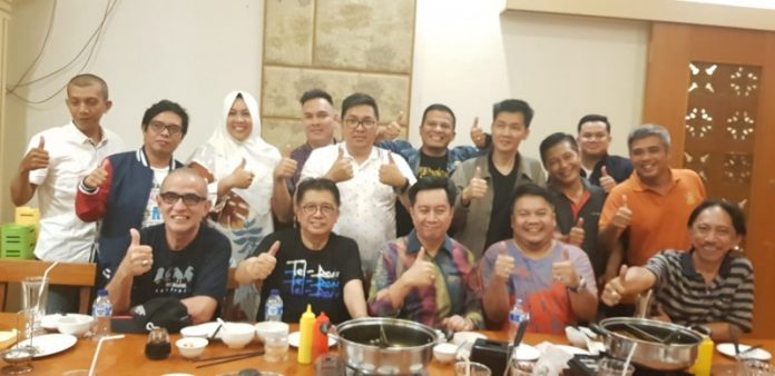 Ribuan Alumni Kampus di Sumsel Deklarasi Dukung Jokowi-Amin