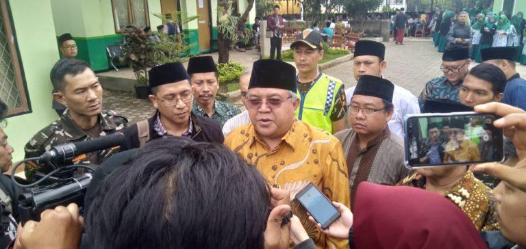 Gelar Halaqoh, Ulama se Kota Bandung dukung Jokowi-Ma'ruf