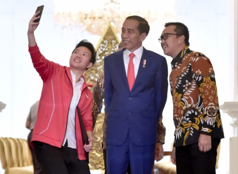 Jokowi: Indonesia sangat kehilangan atas pensiunnya Liliyana Natsir