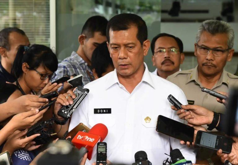 Kurun Tiga Bulan, Kepala BNPB Janjikan Alat Deteksi Bencana Terpasang
