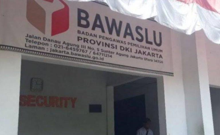 Bawaslu Sebut Sebanyak 19 TPS di DKI Berpotensi PSU