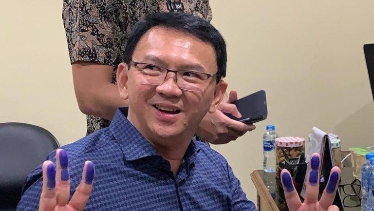 Ahok Akan Jadi Narsum di Acara 'Imlekan Bareng Banteng' PDIP