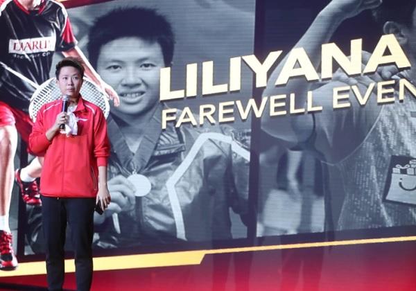 """Resmi Pensiun, Ini Pesan Liliyana """"Butet"""" Natsir untuk Atlet Indonesia"""