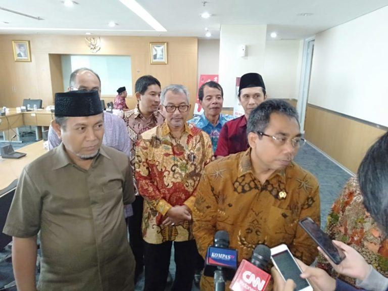 Fraksi PDIP DKI Klaim Pembahasan Komisi Berjalan Mulus