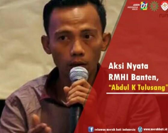 Dituding Militansinya Turun, Ini Bantahan RMHI Banten untuk Maman