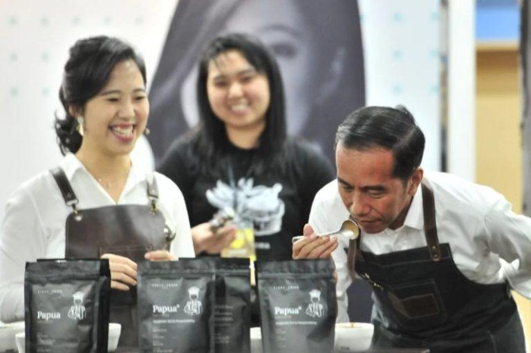 Jokowi Ngaku Pernah Remehkan Bisnis Pisang Kaesang