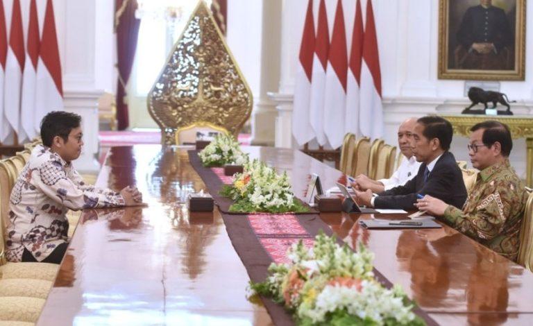 Momen Permintaan Maaf CEO Bukalapak ke Jokowi, Ini Kesepakatannya