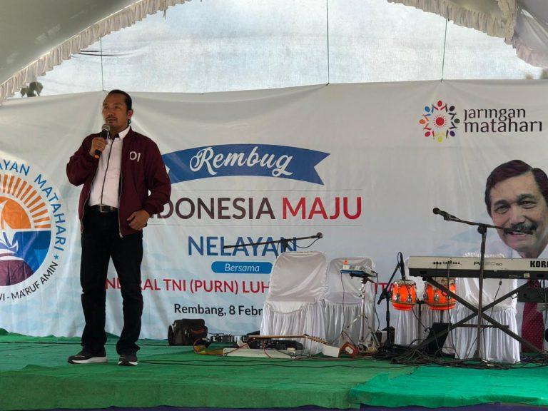 Jaringan Nelayan Matahari Gelar Rembug, Menangkan Jokowi di Pantura Jawa