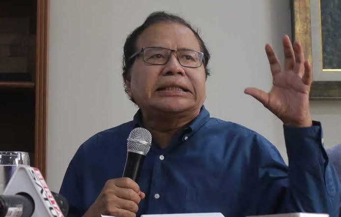 Soal Tanah Prabowo, Rizal Ramli: Jokowi jangan Kerdil jadi Presiden