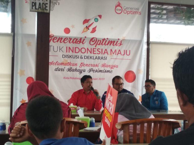 Generasi Optimis Jaringan Matahari Jateng Siap Menangkan Jokowi