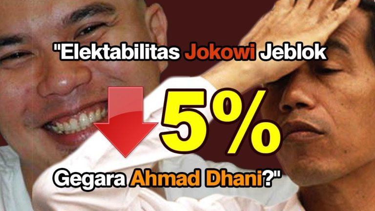 Masuk Bui, Ahmad Dhani 'Bakal Runtuhkan' Elektabilitas Jokowi?