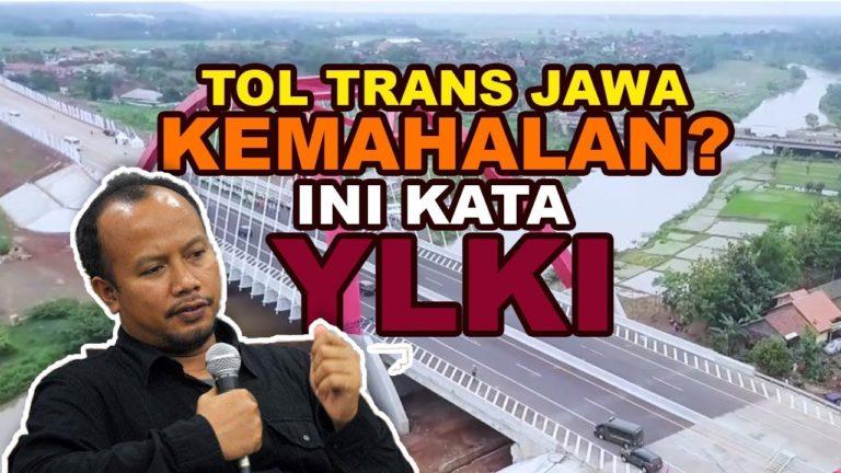 Susur Tol Trans Jawa, ini Temuan YLKI