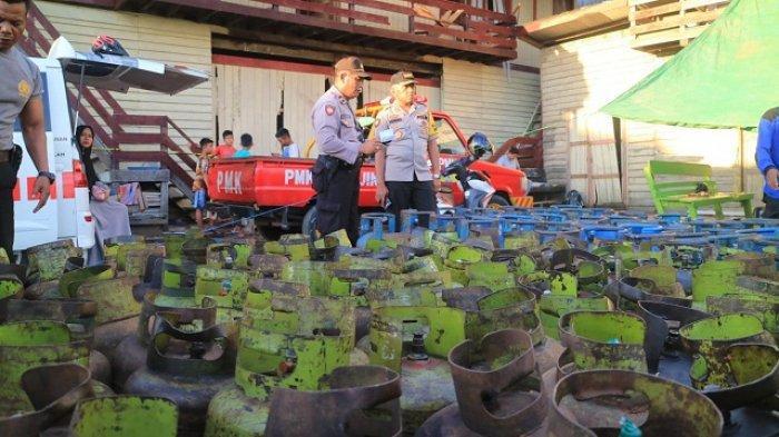 Pertamina Usut Sumber LPG di KM Amelia