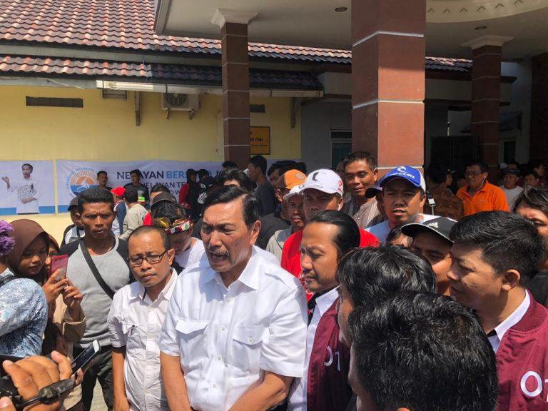 Jaringan Nelayan Matahari Targetkan Kemenangan 80 Persen untuk Jokowi-Ma'ruf