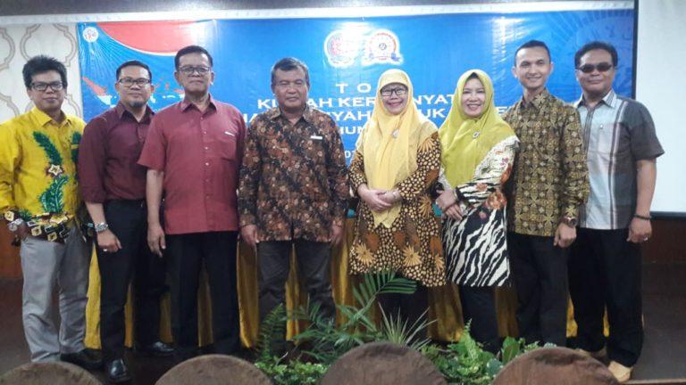 LPPM UHAMKA Ikuti ToT Kuliah Kerja Nyata Muhammadiyah untuk Negeri