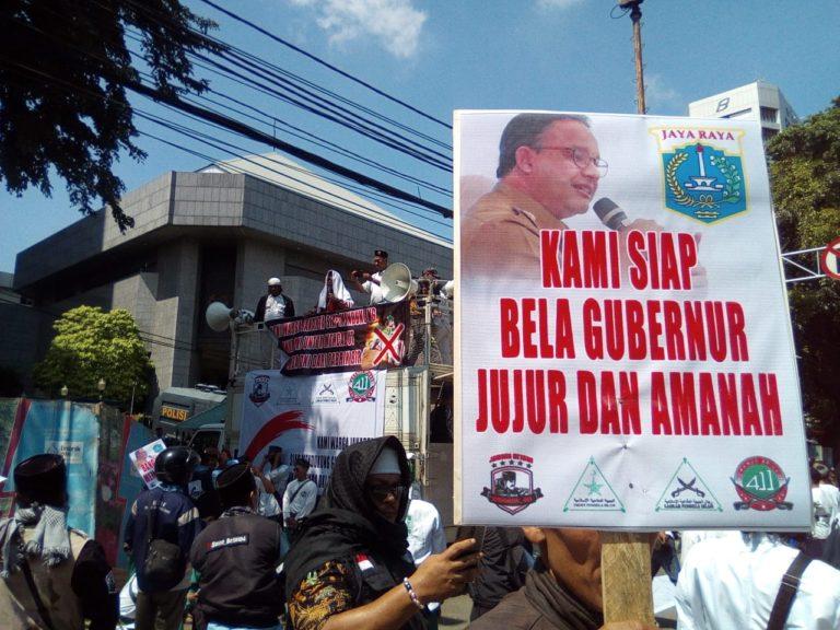 FPI Soal Penjualan Saham Bir Pemprov DKI: Hanya PDIP dan Nasdem yang Nolak