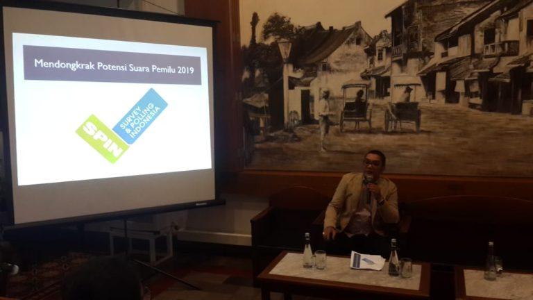 Persoalan Ekonomi Dongkrak Elektabilitas Prabowo-Sandi?