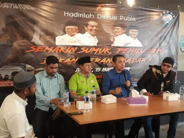 Pengamat: Indonesia Tak Mengenal Politik Ancam-mengancam