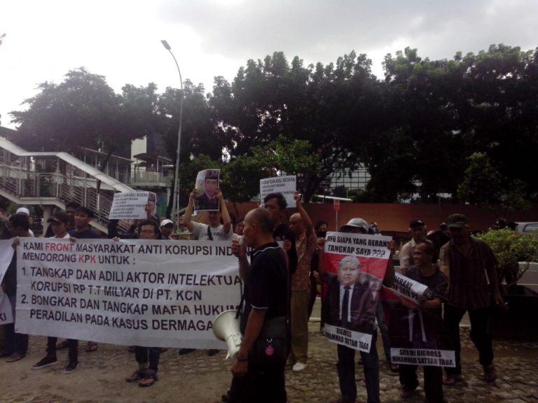 KPK Diminta Selidiki adanya Dugaan Korupsi di PT KBN