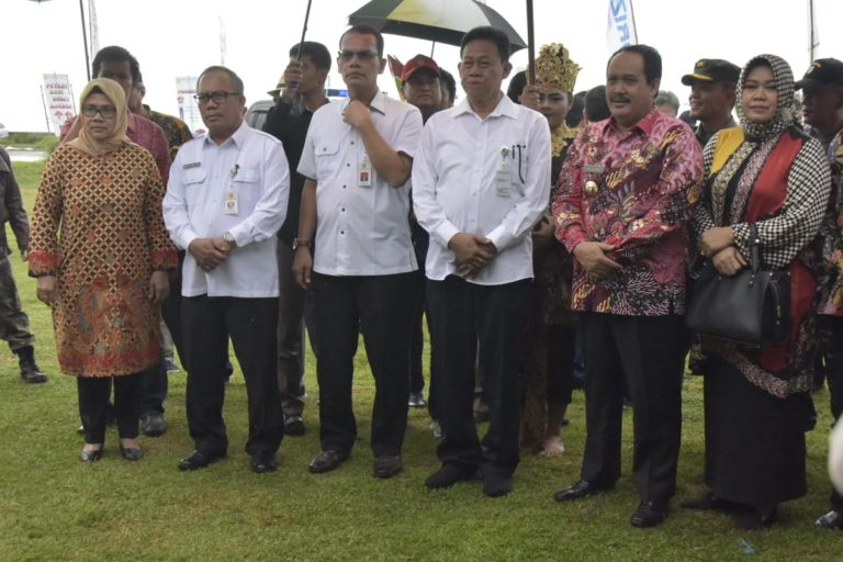 Kementan Dorong Pangandaran Jadi Lumbung Pangan Nasional