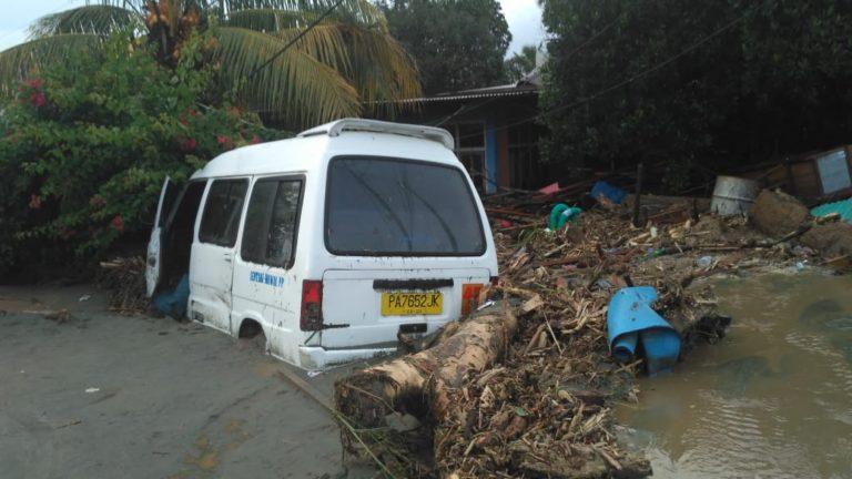 Polda Papua Siagakan Pasukan Tangani Banjir Bandang di Sentani Jayapura