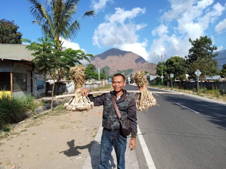 Petani Cianjur Tolak Rembug Tani Pataka