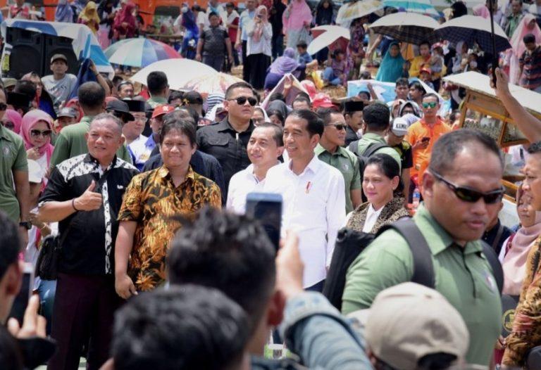 Ada yang Ancam Hadang Jokowi di Palembang, Relawan: Berarti Ngajak Perang