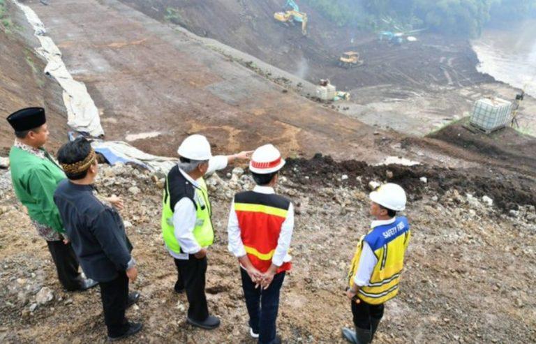 Jokowi: Terowongan Nanjung Solusi Atasi Banjir di Bandung Selatan