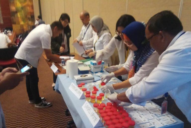 Garuda Indonesia Lakukan Tes Urine Jajaran Direksi dan Manajemen