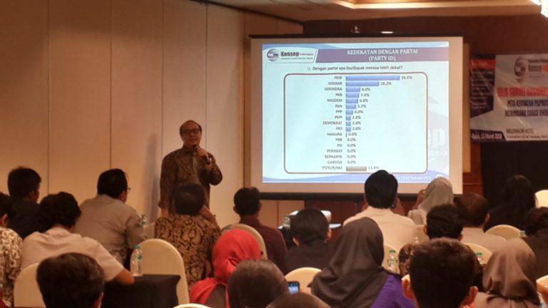 Ekspresi Berbeda Prabowo Tanggapi Hasil Perhitungan Cepat