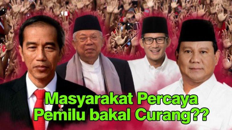 Bola Panas Pemilu Curang Kubu 02 Prabowo-Sandi