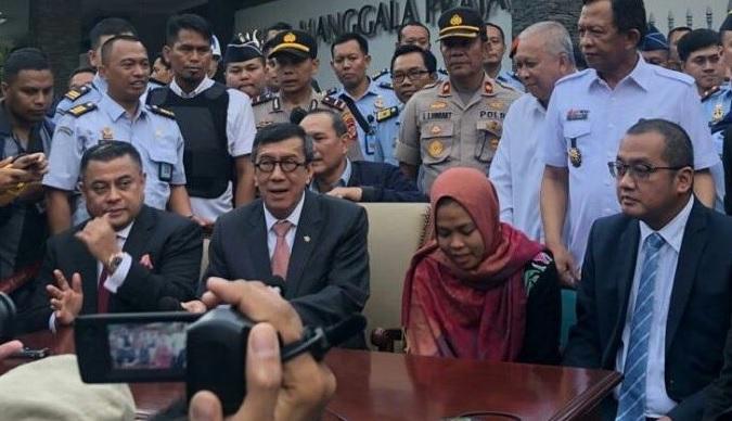 Sesalkan Sikap Pemerintah, Jubir BPN: Harusnya Siti Aisyah Bisa Tenang